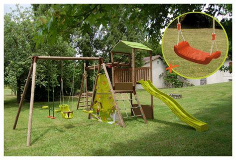 aire de jeux cumulus pour enfants de 3 224 12 ans la deuxi 232 me balan 231 oire offerte jardin center fr