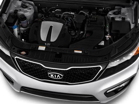 Kia Sorento 2014 Engine Image 2013 Kia Sorento 2wd 4 Door V6 Sx Engine Size