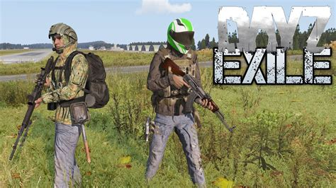 home and exile series 1 arma 3 exile dayz mod series 1 part 16 and