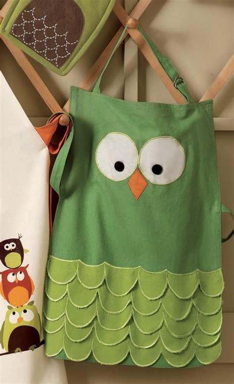 pattern for owl apron 17 best images about sew aprons on pinterest school
