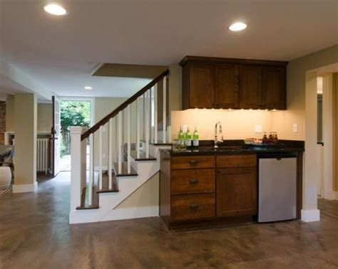 basement kitchen ideas small best 25 small basement remodel ideas on