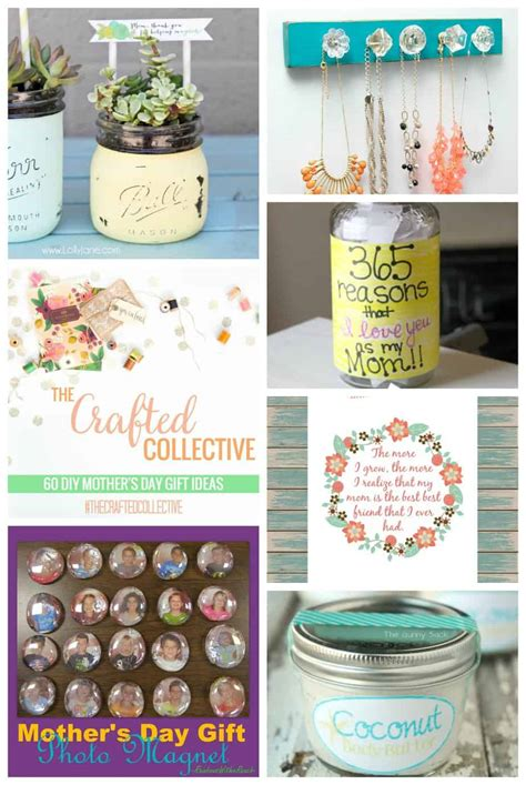 mother gifts diy mother s day gifts