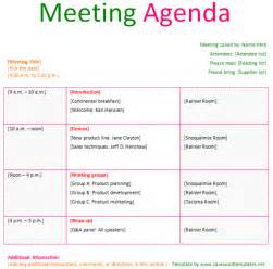 simple meeting agenda template word meeting agenda template save word templates