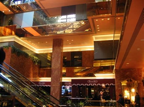 trump tower inside trump tower interior new york pinterest