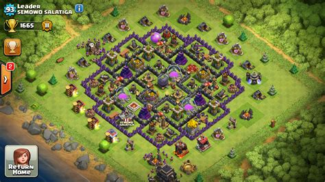 best of the clash best clash of clans base