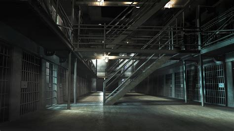 scene prison  ds