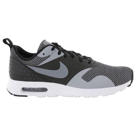 Nike Airmax Premium Running Shoes nike mens air max tavas premium running shoes black cool