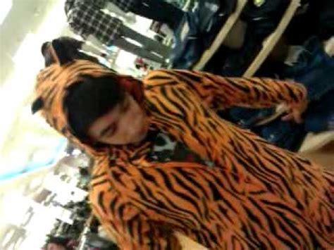 Primsek Tiger mutant tiger in primark