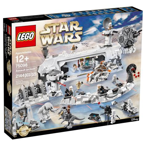 Lego Wars lego wars ultimate collector s series assault on hoth