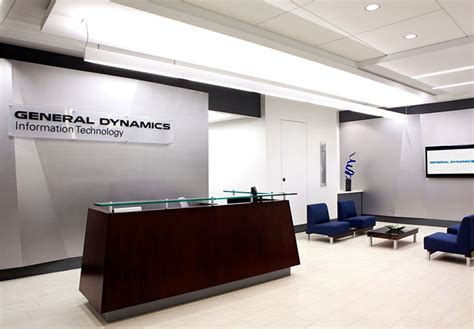 general dynamics electric boat washington dc corporate tenant improvements projects orr partners