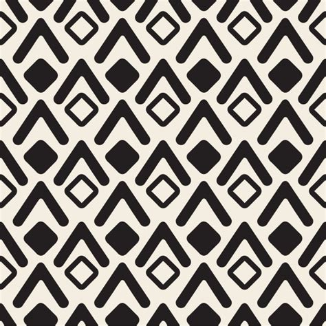 geometric seamless patterns pack vector premium download seamless monochrome geometry pattern vector premium download
