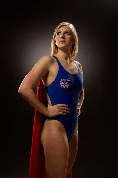 Team Gb Swimming Portrait Session Sexy Swim And Fit