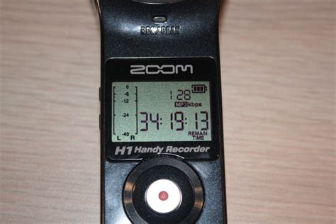 format zoom h1 samson zoom h1 handy recorder review the gadgeteer