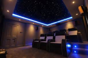 starscape fibre optic lighting and ceilings