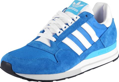 adidas zx 500 shoes blue white