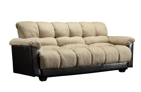 Piper Elegant Lounger Sofa Bed 4802mfr By Homelegance