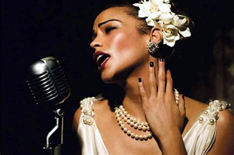 female swing singers billie holiday