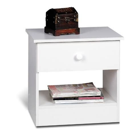 cheap bedroom nightstands cheap prepac white night stand 1 drawer nightstands