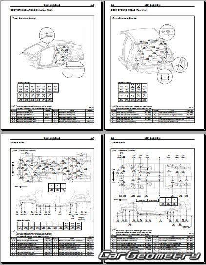 free car manuals to download 2012 toyota prius v head up display кузовные размеры toyota prius phv zvw35 2012 2015 collision repair manual