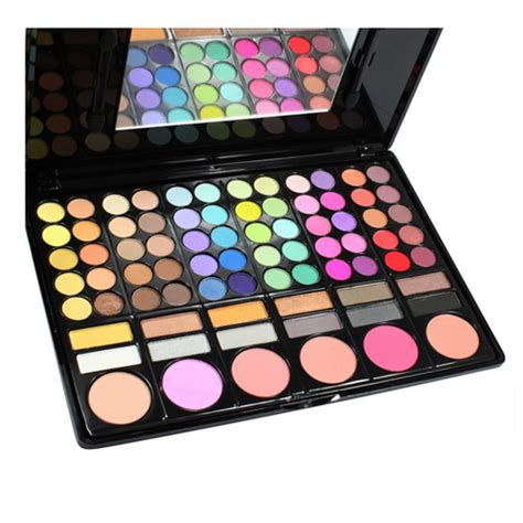 Pallete 78 Colour 78 color makeup palette