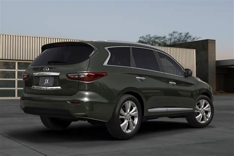 infinity 7 seater infiniti shows all new jx 7 seater crossover concept at