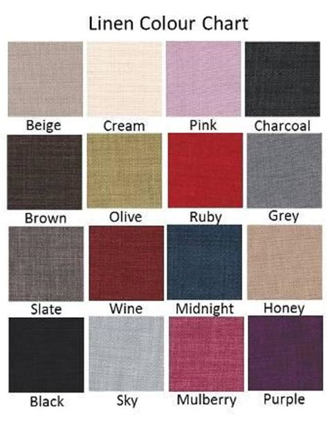 color linen color chart luxury wedding invitations handmade
