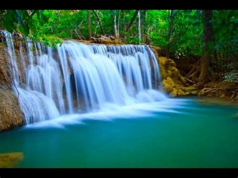 waterfall nature s best white noise for relaxation sleep youtube