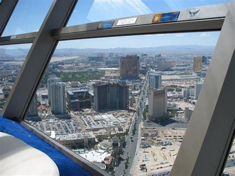 stratosphere observation deck panoramio photo of las vegas der vom observation