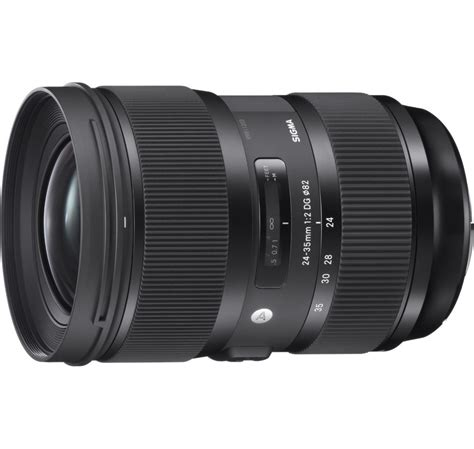 Sigma 35mm sigma 24 35mm f 2 dg hsm lens now in stock shipping