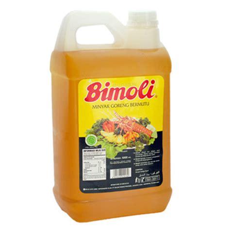 Minyak Goreng Bimoli daftar harga minyak goreng bimoli terbaru 2018 harga