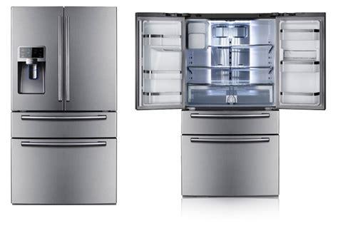 reviews of samsung door refrigerators samsung rf4287 door refrigerator review