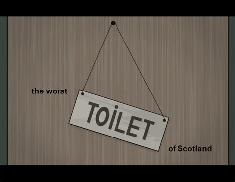 scottish bathroom signs worst bathroom in scotland images