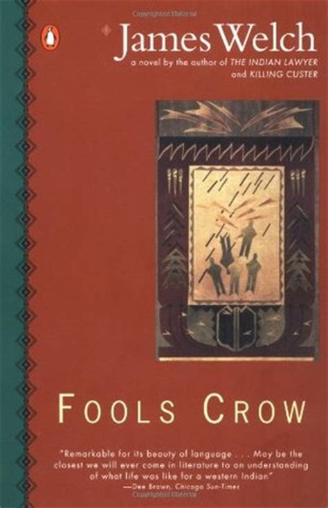 Themes In Fools Crow By James Welch | fools crow by james welch reviews discussion bookclubs