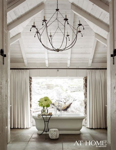 ceiling chandelier bathroom vaulted ceiling with