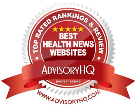 best health news top 6 best health news websites 2017 ranking most