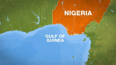 africa map gulf of guinea tanker hijacked nigeria coast nigeria news al