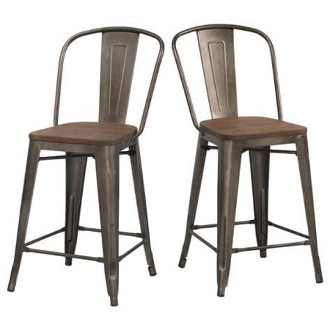 Tabouret Vintage Steel Bistro Counter Stools by 12 Best Industrial Decor And Furniture Of 2018 Ideas For