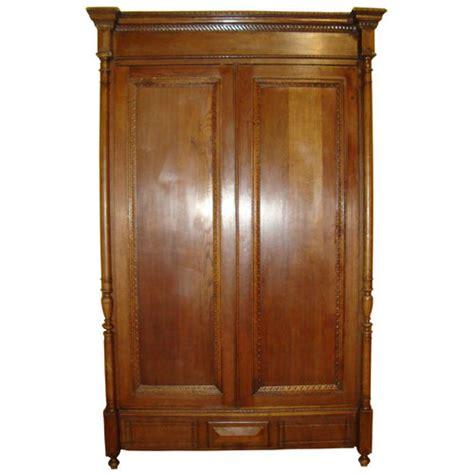 large antique armoire large antique french provincial oak armoire antiques atlas