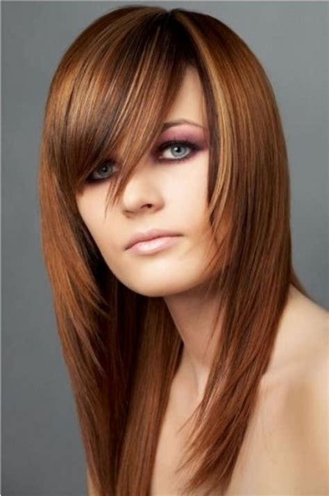 long straight hairstyles layered toward face long hairstyles layered around face