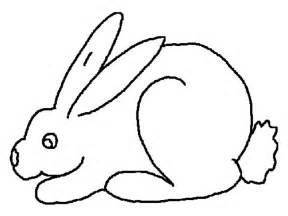 rabbit coloring page bunny rabbits coloring pages