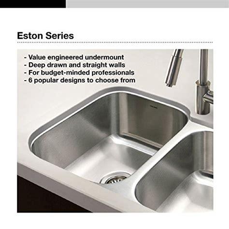 Kitchen Sink Sts Houzer Sts 1300 1 Eston Series Undermount Stainless Steel Single Bowl Kitchen Sink 18