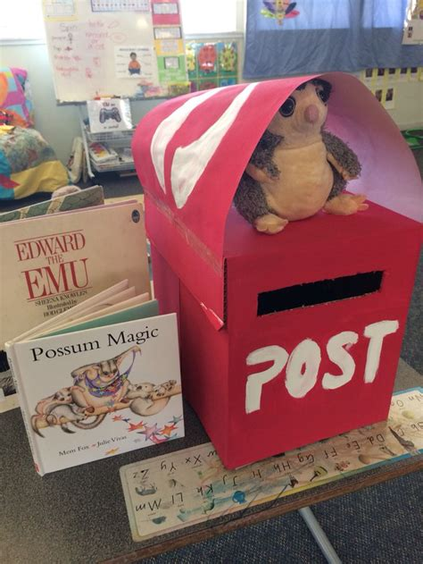 Character Letter Boxes 27 best possum magic images on magic