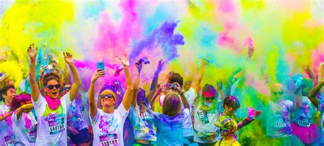 what is the color run no sherlock color runs slecht voor de gezondheid