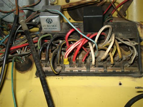 1973 vw beetle fuse box diagram 1970 vw wiring diagram