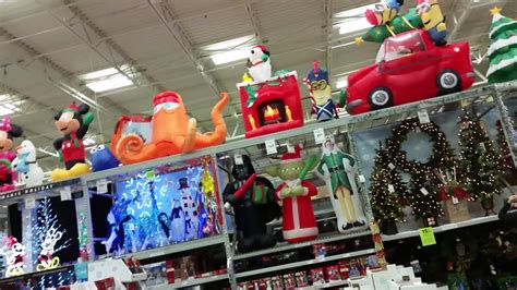 lowes christmas decorations 2016 youtube