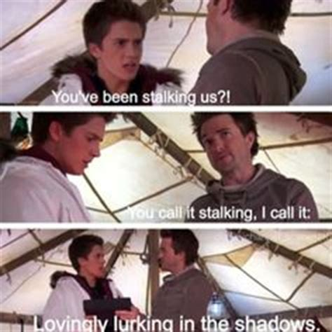 Lurking In The Shadows Quotes