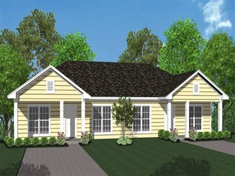 rental house plans ranch style duplex house plans ranch style duplex plans