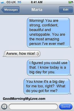 day text message 41 morning texts quotes poems messages