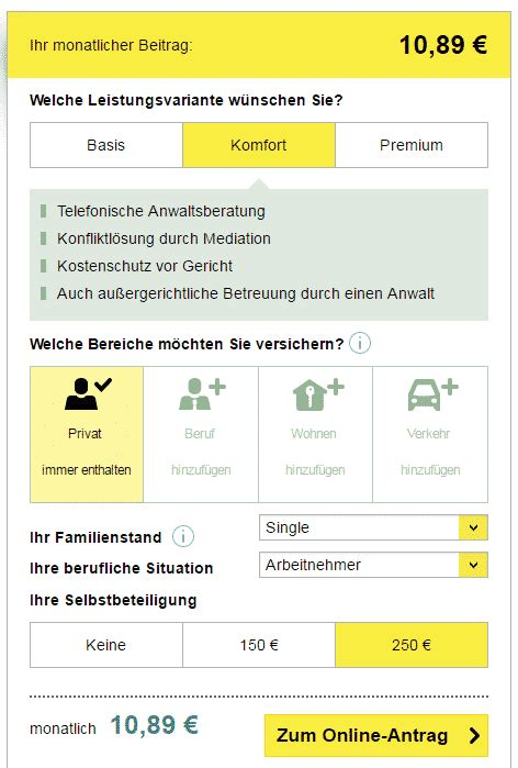 Auto Rechtsschutz by Arag Rechtsschutzversicherung Test Der Gro 223 E Testbericht 2018