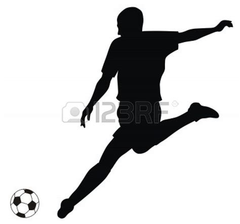 Soccer Player Silhouette | Clipart Panda - Free Clipart Images Girl Soccer Silhouette Clip Art